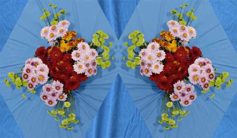 Detail Blumenfries