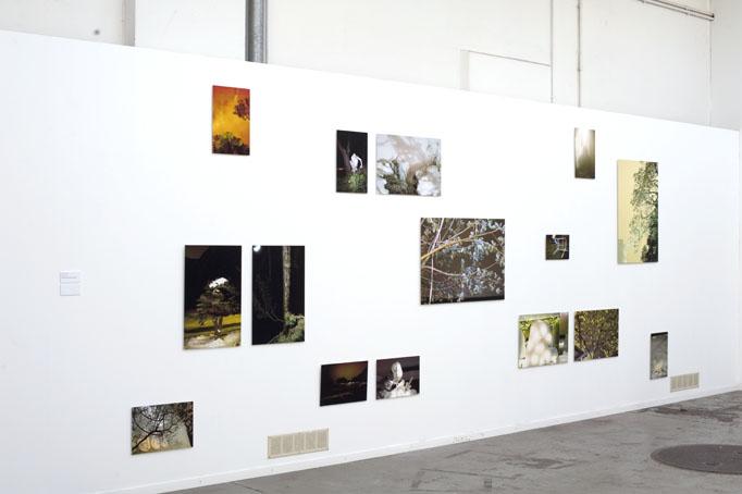 Ausstellung Photogarage Zürich